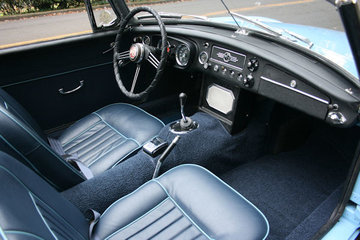 Interieur, soft top