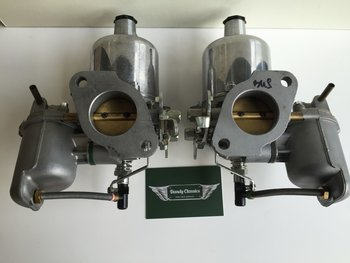 Carburateurs set SU-HS4- MGB 69-72