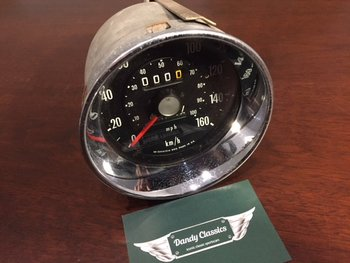 Speedometer Rootes Smiths