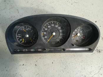 Mercedes-Benz VDO 280 SL Speedometer and Instrument Panel Gauges